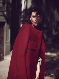 Ruby Aldridge by Annemarieke van Drimmelen for Vogue Netherlands