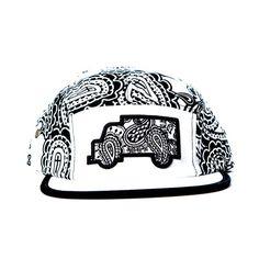 Check out Trukfit Trukdaworld Paisley Hat on @Merchbar.