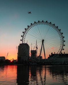 Magical Urban Instagrams of London City by Darina Kolarikova #inspiration #photography