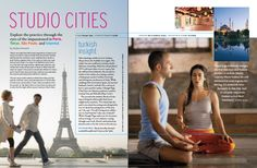 What Yoga is Like in Paris, Tokyo, Istanbul | Jason Crandell Vinyasa Yoga Method