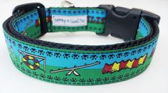 Agility Dog Collar Large / Pet Accessories / by StinkyandSweetPea
