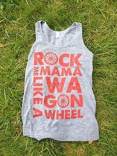 "OCMS ""Wagon Wheel"" shirt <3.  $30   Link: http://wanelo.com/p/1807562/rock-me-mama-like-a-wagon-wheel-unisex-tank-top-athletic-grey-and-rust-ink-old-crow-medicine-show"