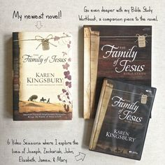 'The Family of Jesus' Hardback book, workbook, and DVD! Available at www.lifeway.com