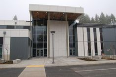 Permanent #Modular #STEM School Near Completion. 65,000 sq. ft. School Site - Lake Washington School District, WA
