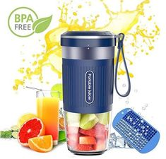 Portable Blender,Personal Blender with Filter for Shakes and Smoothie,Cordless S for sale online Fruit Blender, Mini Blender, Fruit Juicer, Portable Blender, Smoothie Blender, Fruit Smoothies, Shake Cup, Mixer Juicer, Specialty Appliances