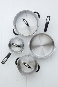 Classic stainless steel cookware means having all you need to create traditional family winter favourites, and to your kitchen Pot Sets, At Home Store, Cookware, Drums, Stainless Steel, Traditional, Create, Classic, Winter