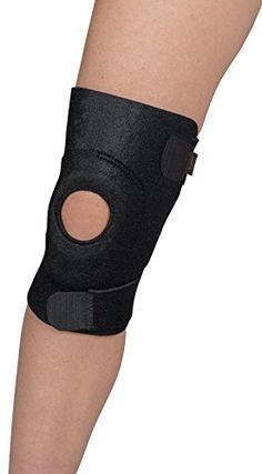 Leader Neoprene Reinforced Patella Knee Wrap, Universal (Single [Each-1]) >>> Check out the image by visiting the link. (This is an Amazon affiliate link)