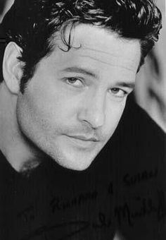 Dale Midkiff, yum! Famous Men, Famous Faces, Dale Midkiff, Elvis And Me, Love Comes Softly, Handsome Actors, Handsome Man, Laurie Holden, The Magnificent Seven