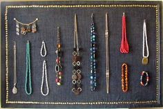 20 DIY Jewelry Organizers You'll Want to Make – Page 12 – diycandy.com