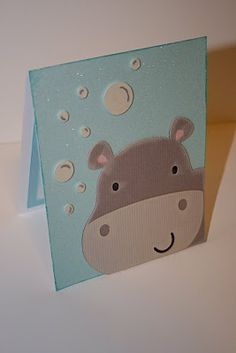 Create a Critter Kids Cards, Baby Cards, Create A Critter, Birthday Cards For Boys, Cricut Cards, Animal Cards, Vinyl Crafts, Copics, Paper Cards