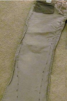 Como entubar jeans de manera perfecta en 2 simples pasos3