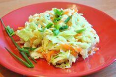 Chińska Surówka dokładnie taka jak w orientalnych restauracjach. Przepis mogą Państwo znaleźć w naszym serwisie kulinarnym poświęconym kuchni azjatyckiej