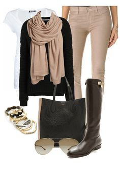 BuyerSelect | Outfit Inspiration | J Brand, Nordstrom, Losselliani