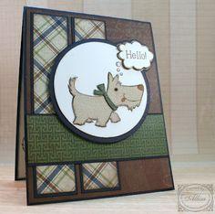 Cute CTMH card by Allisa
