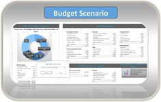 Check out our free budget planner template! This budget planner has a number of different features along that allow you to use excel or the web based version of it. Excel Budget Template, Budget Planner Worksheet, Debt Snowball Calculator, Interactive Dashboard, Budgeting Process, Create A Budget, Early Retirement, Sales And Marketing