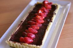 Re-pin My Melbourne Thermomix: Chocolate Tart from Travelling with Thermomix