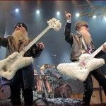 ZZ Top has a collection of some of the world's most unique guitars. In fact Billy Gibbons has a book featuring information and pictures of . Billy Gibbons, Zz Top, Blues Guitar Chords, Blues Guitar Lessons, Music Is Life, My Music, Music Pics, Music Videos, Guitar Chord Progressions