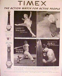 1954 Timex ad