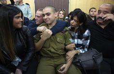 Israel declara culpable de homicidio al soldado israelí que disparó a un atacante palestino herido e inmovilizado