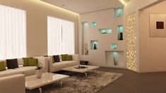 An interior is the natural projection of the soul Couch, Mirror, Natural, Interior, Furniture, Ideas, Home Decor, Decoration Home, Room Decor