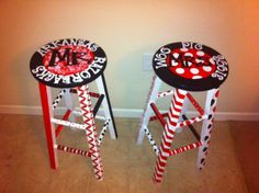 Arkansas Razorbacks Bar Stools