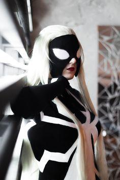 Marvel | Arachne by Ledum.deviantart.com on @DeviantArt