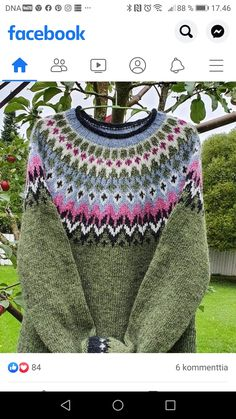 Fair Isle Knitting Patterns, Knit Patterns, Knitting Projects, Dna, Madness, Knit Crochet, Vest, Sweaters, Fashion