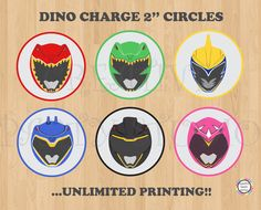 Printable Power Rangers Party CUPCAKE TOPPERS/ Stickers/ Labels/ Favors/ Tags/ Dino Charge Birthday Party ideas/ DIY Decoration/ Supplies/ Power Rangers Favor Bags/ Birthday Party Favors/ Goodie/ Goody/ Treat/ Loot/ Candy/ Bags/ bag/ box/ boxes/ invite/ invitation/ cake topper/ drink bottle label/ label/ sticker/ fiesta/ festa/ cumpleaños/ piñata/ balloons/ bags/ backdrop/ centerpieces/ ideas/ free/ banner/ poster/ sign/ shirt/ onesie/ hat/ helmet/ hats/ masks/ dino charge/ red/ gold/ ranger