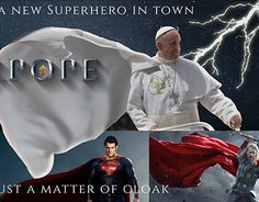 "Check out new work on my @Behance portfolio: ""SUPERPOPE"" http://be.net/gallery/51331955/SUPERPOPE"