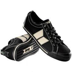 Macbeth Shoes | Macbeth Eliot Shoes - Black Cement