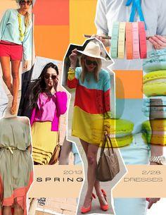 Spring 2013 Trends Board