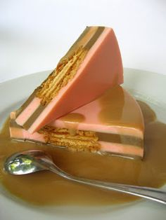 cake miracle by peni respati: Puding Week : Puding Biskuit