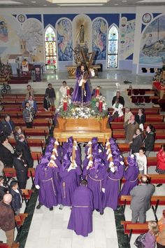 Procesión de la Cofradía de Nazarenos de Calp, Semana santa de Calpe 2013