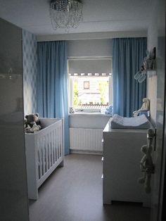 Little blue nursery