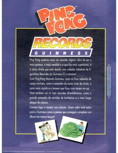 14- Ping Pong Records guinness