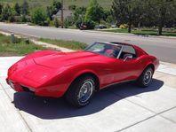 1976 Chevrolet Corvette | ksl.com  I also like the Rally Wheels.  Classic.