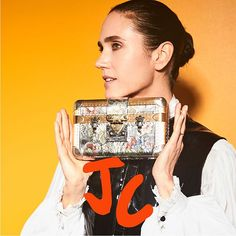 Jennifer Connelly at the opening of the #LouisVuitton Volez Voguez Voyagez Exhibition at the historic American Stock Exchange in New York City. #NYCVVV via LOUIS VUITTON OFFICIAL INSTAGRAM - Celebrity  Fashion  Haute Couture  Advertising  Culture  Beauty  Editorial Photography  Magazine Covers  Supermodels  Runway Models