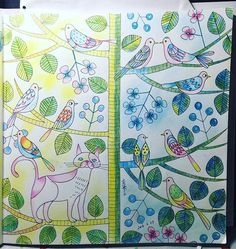 #colouring #coloriage #adultcoloringbooks #adultcolouring #大人の塗り絵 #大人のぬりえ #컬러링북 #