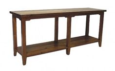 #FB-4838 Console Table | Fong Brothers Company