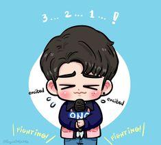 Ong Seung Woo, Kpop Drawings, Seong, Day6, Super Junior, Family Guy, Kawaii, Fan Art, Anime