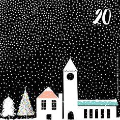 dottywrenstudio: advent ...day 20