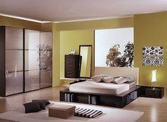 Modern Bedroom Design on Designs That Inspire To Create Your Perfect Home Zen Master Bedroom, Zen Bedroom Decor, Bedroom Colors, Home Bedroom, Modern Bedroom, Bedroom Furniture, Home Decor, Bedroom Ideas, Zen Bedrooms