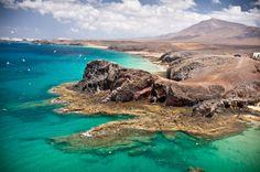 Imagen de Mauricio Herrero en las playas de Los Ajaches, Papagayo, Yaiza, Lanzarote.