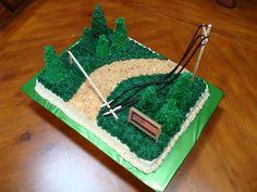Lineman Cake