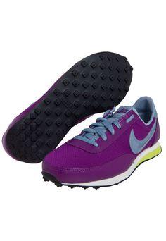 3ef06ed754 Tênis Nike Sportswear WMNS Elite Textile Bright Roxo