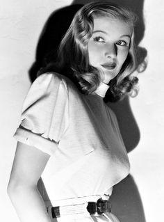 "Veronica Lake in ""The Blue Dahlia"", 1946"