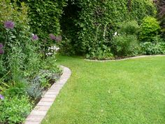 lawn edging ideas | Lawn Edging, Patios and other blockwork
