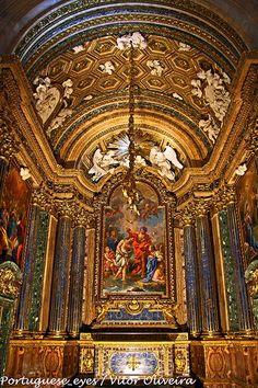 Igreja de São Roque - Lisboa - Portugal