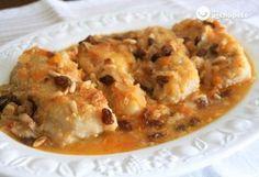 bacalao a la catalana Güveç yemekleri Cod Fillet Recipes, Fish Recipes, Healthy Recipes, Spanish Kitchen, Spanish Dishes, Fish Dishes, Popular Recipes, Soul Food, Macaroni And Cheese