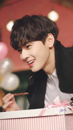 Such a beauty 💞 Korean Celebrities, Korean Actors, Jinjin Astro, Astro Wallpaper, Screen Wallpaper, Cha Eunwoo Astro, Lee Dong Min, Cute Korean Boys, Asian Boys